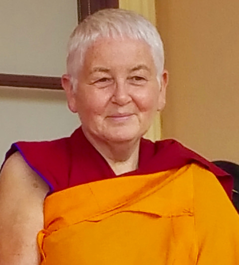 Venerable Cathy Evans